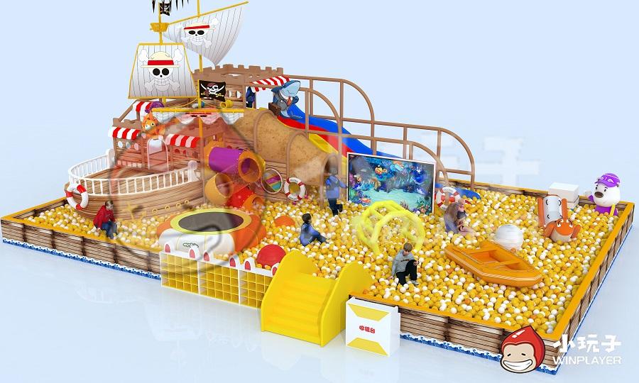 儿童乐园如何经营才能吸引客户?