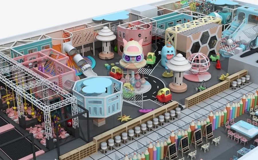 儿童乐园规划设计的常规要求
